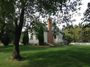 Picturesque Country Acreage in Leduc County