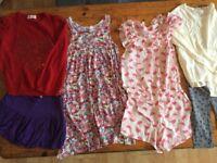 Girls clothes 12 Items, 6yrs-9yrs