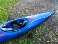 Kayak perveption , Dancer  10 pied