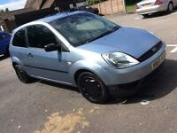 FORD FIESTA 1.2 MODEL 3 DOOR DRIVES PERFECT CHEAP RUNNER 2006 GREAT ENGINE FIAT RENAULT PEUGEOT KIA