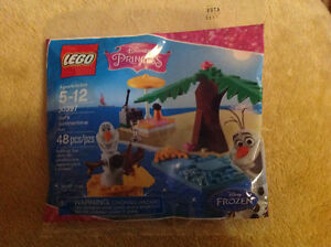 Lego Disney Princess # 30397 Olaf's Summertime Fun Polybag