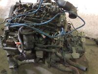 VOLKSWAGEN 1.6 TDI ENGINE AND GEARBOX