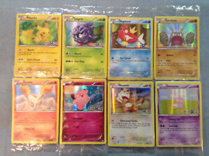 Pokemon 20 Anniversary Exclusive Toys R Us foil cards 2016
