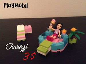 Lego Friends Jacuzzi