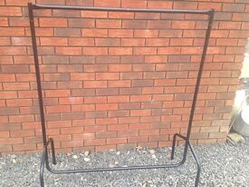 Clothes rail 6 ft or 4 ft