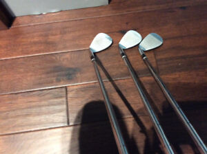 Golf - Set of Scratch Wedges Right Hand