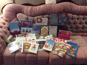 Christmas Cards/Tags Assortment