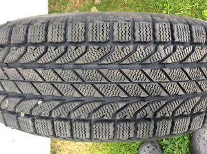 BF Goodrich Winter Slalom tires