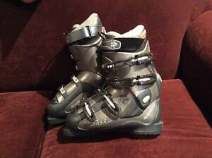 Bottes de ski alpin junior .