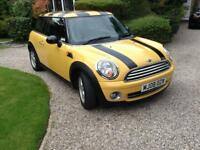 MINI 1.4 ONE 2008 92000 MILES WITH FULL HISTORY AND APRIL 2019 MOT