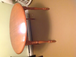 Maple Dining or Kitchen Table