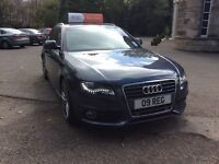 Audi A4 s-line avant 2009 2.0tdi, Finance Available, 3 month warranty, 12 month MOT