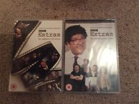 Extras DVD Series 1&2