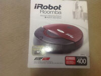 I Robot roomba vacuum cleaner