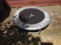 Free exercise/small Trampoline
