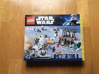 Lego Star Wars Hoth Echo Base