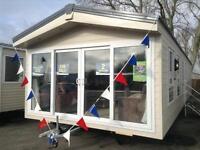Static Caravan Steeple, Southminster Essex 2 Bedrooms 6 Berth Delta Superior