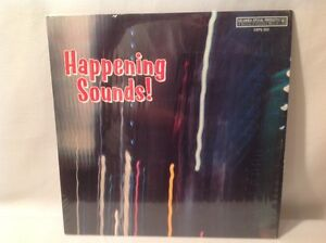 HAPPENING SOUNDS VINYL LP