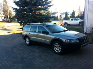 2006 Volvo XC70 Cross Country T5 Metallic Green