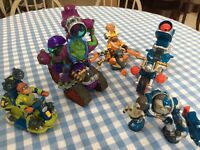 Early Learning Centre - Planet Protector characters