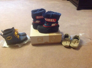 Sorel Boots and more