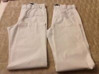 Men's whites Trousers
