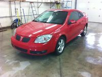2007 Pontiac G5 SE Coupe (2 door)