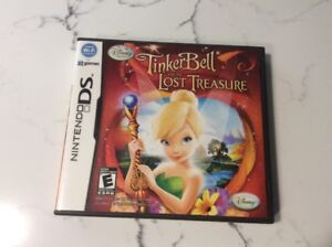 Jeux Nintendo DS Thinker Bell and the Lost Treasure
