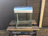 Betta complete tropical aquarium fish tank