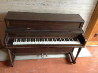 Great old piano