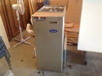 Carrier furnace and air conditioner for sale. 800.00