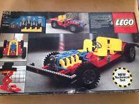 VINTAGE LEGO SET NUMBER 853 - COMPLETE SET