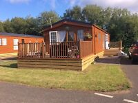 luxury 2 bedroom holiday Lodge