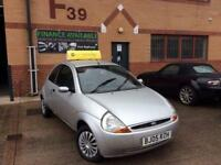 2005 05 FORD KA 1.3 COLLECTION 3D 69 BHP