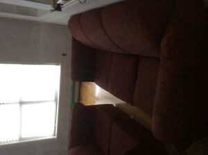 FREE -Couch and Loveseat- PPU May 25