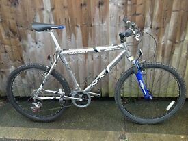 SFX Silverfox hardass Front suspension men's mountain bike