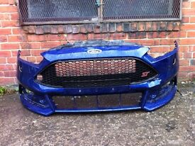 Ford Focus ST 2014 2015 2016 genuine front bumper for sale