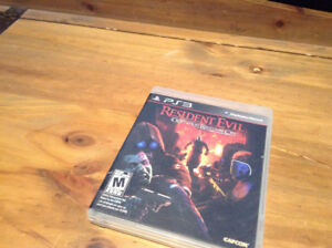 Resident Evil Operation Raccoon City pour PS3