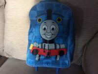 Thomas the Tank Engine pull Along Trolley Bag