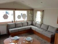 Static Caravan Nr Clacton-on-Sea Essex 3 Bedrooms 8 Berth Willerby Caledonia