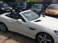 Delivery Available Stunning Mercedes Benz SLK 250 CDI 2.1 Diesel Sport AMG Blue Efficiency