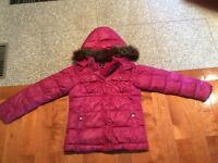 A warm and cute Gap winter jacket