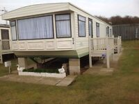 Caravan to rent in Ingoldmells Skegness