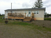 --MINI HOME --FOR SALE--GREAT STARTER HOME-$ 29000-ST STEPHEN NB