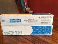 2 x fridge water filters