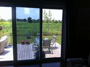 Patio doors $100 - Professional Home Window Tinting