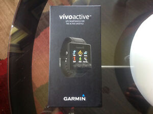 2016 Garmin  GPS Watch - Still In Box - Never opened Kitchener / Waterloo Kitchener Area image 1