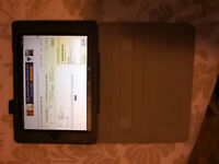 Acer A1-810, 7.9 in Android Tablet with case