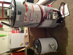 2 waters heaters for sale