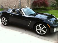 2008 saturn sky turbo redline low miles MINT!!!!
